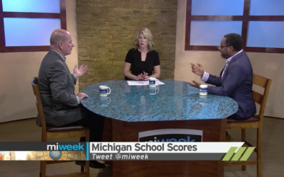 ICYMI: The MiWeek Team Talks Michigan School Scores and Bottled Water in Flint