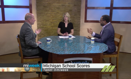 ICYMI: The MiWeek Team Talks Michigan School Scores and Bottled Water in Flint