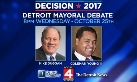10/12/17: Detroit Mayoral Race / Washington Inaction / Lansing Action