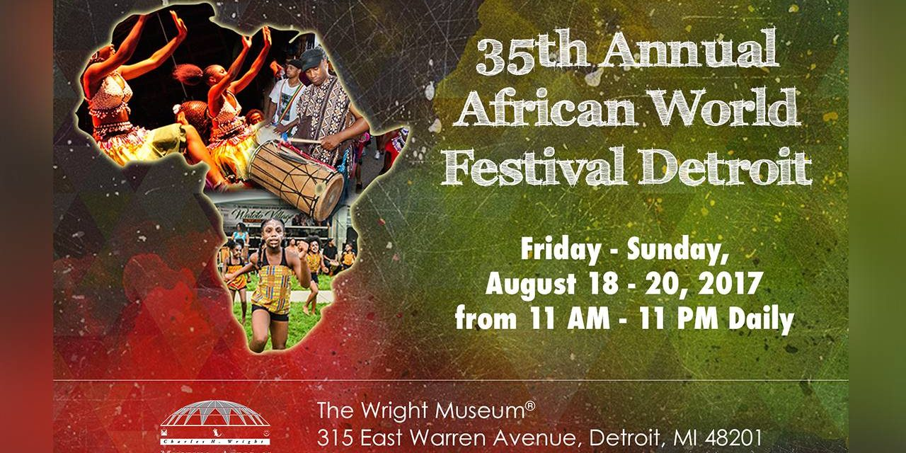 8/13/17: Minority-Owned Businesses / African World Festival