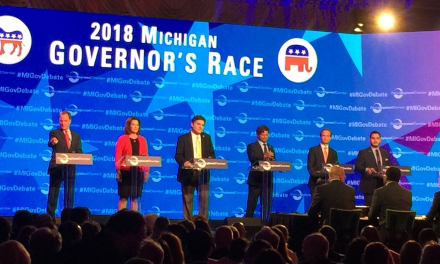 2018 Michigan Gubernatorial Debate from MPC18