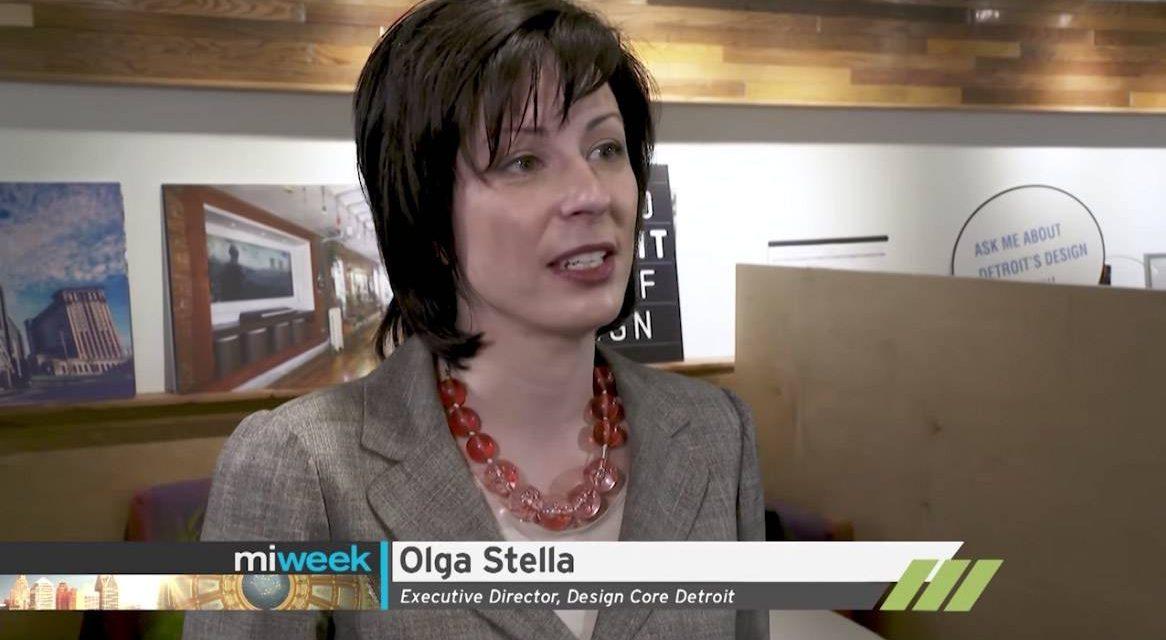 Christy talks Detroit Design with Olga Stella | MiWeek Clip