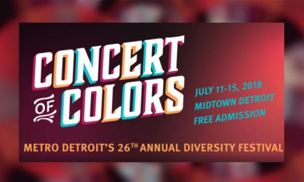 7/8/18: Concert of Colors / Rhythm & Blues Hall of Fame