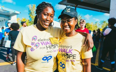 """10/7/18: FOCUS: HOPE """"MARCH FOR HOPE"""" / DPS FOUNDATION """"CHAMPIONS OF EDUCATION"""""""
