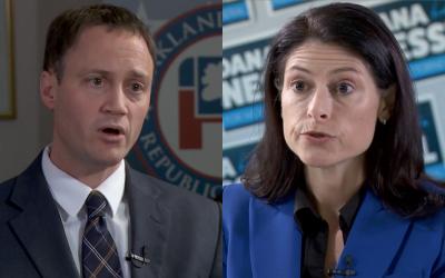 Michigan Attorney General race on PBS Newshour