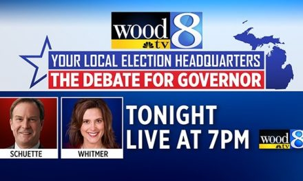 Michigan Gubernatorial Debate – Whitmer, Schuette