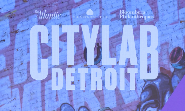 One Detroit talks with Richard Florida at CityLab 2018
