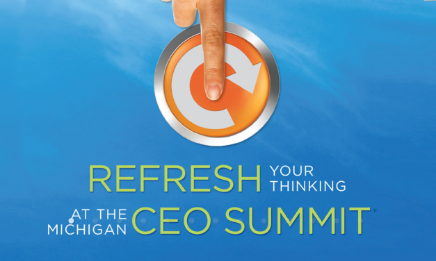 Business Leaders for Michigan's CEO Summit Live