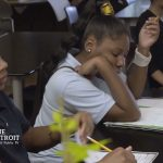 Moving Costs at Detroit's Bethune-Fitzgerald School