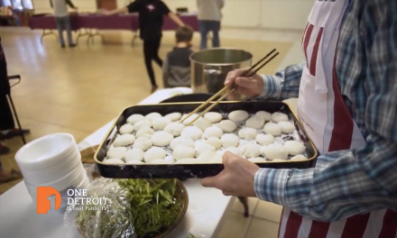New Year's mochi and the recent history of Japanese food in Detroit