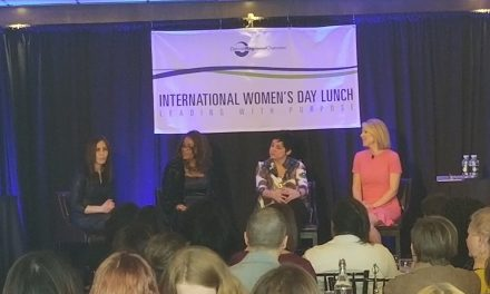 Christy's Behind the Interview | International Women's Day at the Detroit Regional Chamber