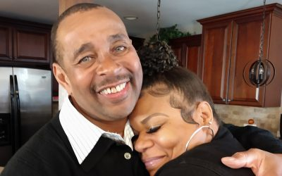 After 45 years in prison, Abner Hines is free, full of love