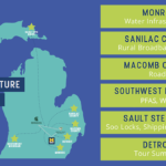 Infrastructure Innovation Tour with the Michigan University Research Corridor