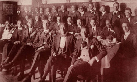 "8/18/19: American Black Journal – Alpha Phi Alpha Centennial / Roster Detroit / Lottie ""The Body"""
