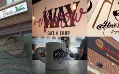 One Detroit – Narrow Way Cafe / Goldfish Tea / Red Hots Coney Island / Qawah House Tea / Parks & Rec Diner