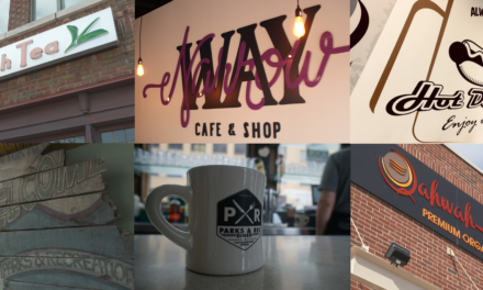 9/12/19: One Detroit – Narrow Way Cafe / Goldfish Tea / Red Hots Coney Island / Qawah House Tea / Parks & Rec Diner
