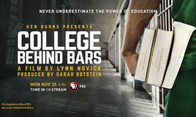 College Behind Bars airing on Detroit Public TV Nov 25-26
