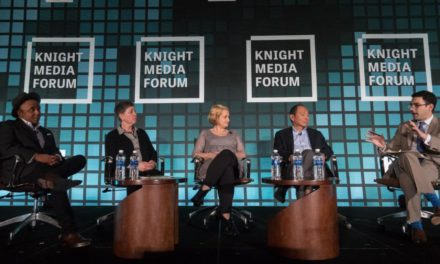 Watch the Knight Media Forum