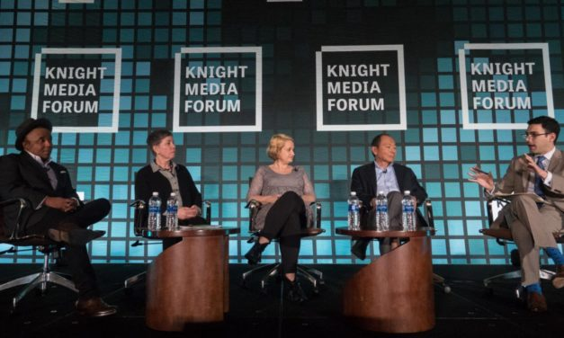 Watch the Knight Media Forum LIVE