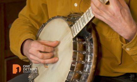 Aaron Jonah Lewis: Keeping Banjo Music Alive