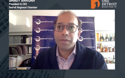 Sandy Baruah on Reopening the Economy