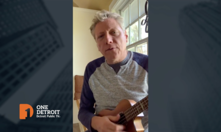 Devin Scillian on bringing joy through music