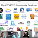 COVID-313 Community Coalition Virtual Town Hall Week 10