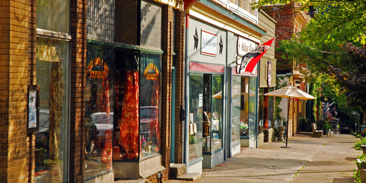 Small businesses prep for reopening
