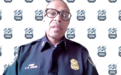 10/11/20: American Black Journal – Detroit Police Chief James Craig