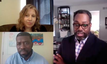 7/26/20: American Black Journal – COVID313 Community Coalition / Diversity in Hiring / Remembering C.T. Vivian and John Lewis