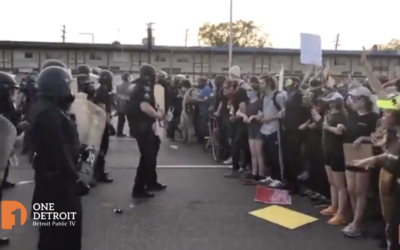 How do you cover the protests? An iPhone and a gas mask are just the start