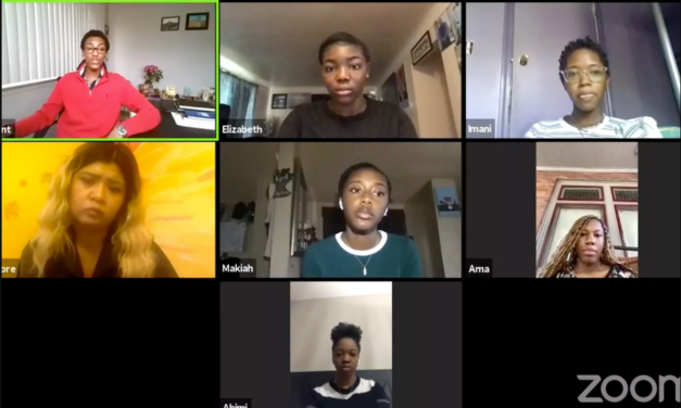 Chalkbeat Detroit: Watch Detroit teens speak about race and activism: 'If you don't advocate for yourself, no one will'