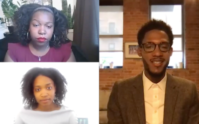Journalists of color on covering racial injustice