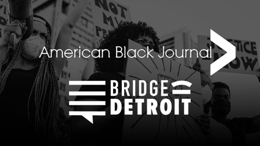 American Black Journal and BridgeDetroit (logos)