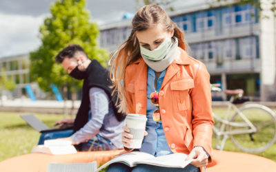 How COVID-19 is changing college for good