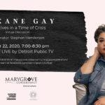 Roxane Gay – Creatives in a Time of Crisis