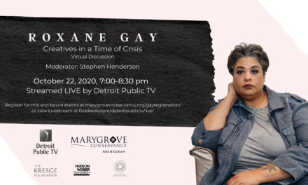 Roxane Gay – Creatives in a Time of Crisis