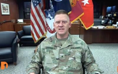 Brig. General Darren Werner on Leadership