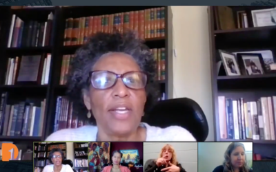 COVID313 Community Coalition Virtual Town Hall Week 36