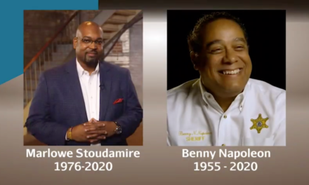 1/3/21: American Black Journal – Benny Napoleon / Marlowe Stoudamire / Hill Harper / CCH Pounder