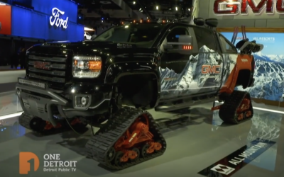 The Future of the Auto Show