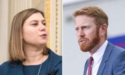 U.S. Representatives Elissa Slotkin and Peter Meijer: Voices across the aisle in a challenging time