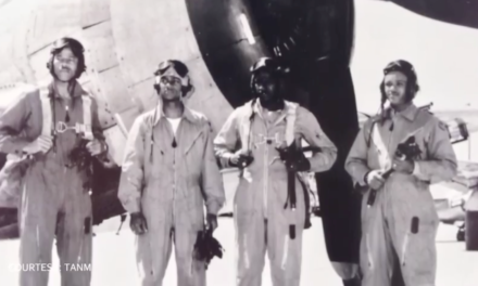 Tuskegee Airmen National Museum finds new home in Detroit's Charles H. Wright Museum