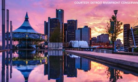 Detroit Riverwalk: Best in the Country