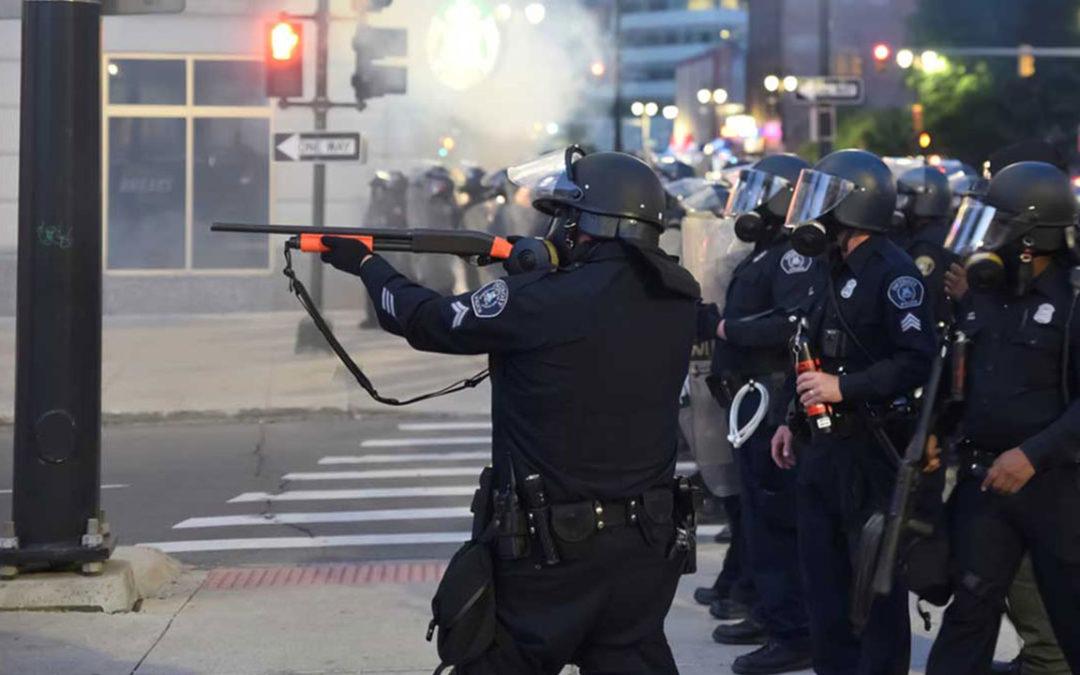 BridgeDetroit | Suit alleges Detroit Police used excessive force against legal observers